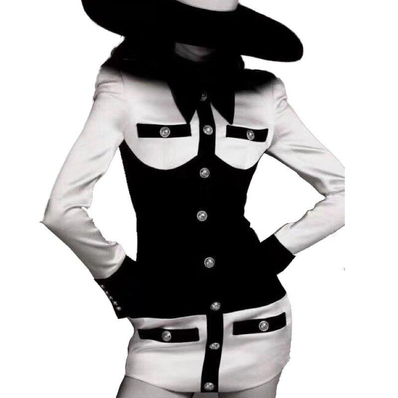 Robe droite chemise femme/elégante manches longues robes Vadim femme décontracté/bureau/linge/moulante/pull robe femme automne/hiver