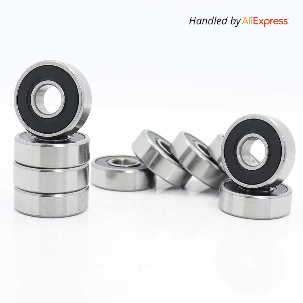 626 6x19x6 mm 10*30*9 2 PCS Nylon PLastic PRECISION Ball Bearing