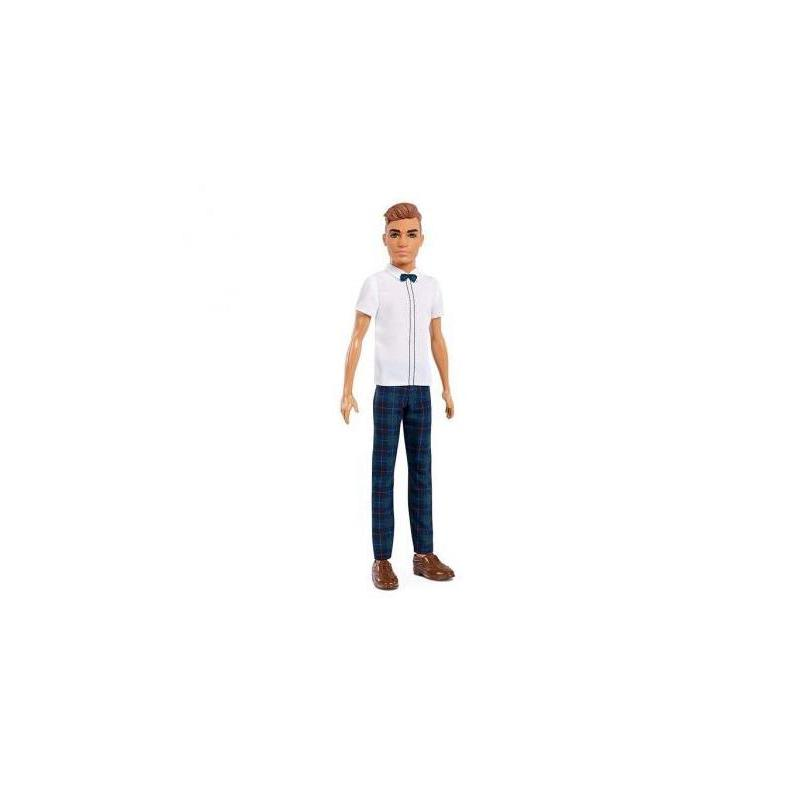 Barbie Fashionista Ken Doll With Plaid Pants Toy Store Articles Created Handbook