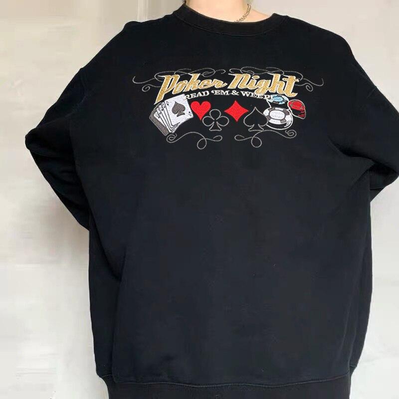 Embroidery Sweatshirt  (18)