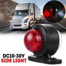 Предупреждение ющий светильник, водонепроницаемый индикаторный светильник светодиодный Кемпер RV Аксессуары, боковой светильник ing для грузовика прицепа