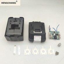 Custodia per elettroutensili 18V 5s BMS 21v scatola di immagazzinaggio batteria smerigliatrice angolare elettrica Wireless taglio Li Ion