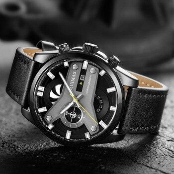Relogio Feminino Mens Sports Watches Top Luxury Brand Mens Wristwatch Waterproof Clock Fashion Quartz Watch Men RUIMAS Watches