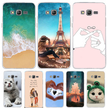 For Samsung Grand Prime G530 G531 Case Silicon Ultra Thin Cover Coque Animal Cute Bag Galaxy Phone Cases