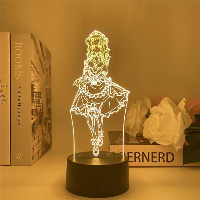 NOELLE GENSHIN IMPACT 3D LED LIGHT