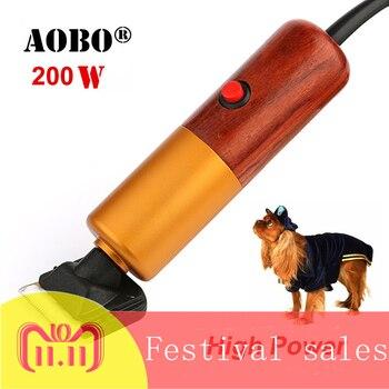 Máquina afeitadora pelo para perro