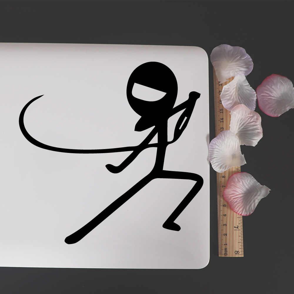 Ilginç karikatür insanlar komik dizüstü bilgisayar için vinil çıkartmalar Lenovo/Xiaomi/Hp/Asus dizüstü etiket