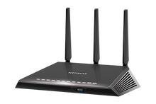 NETGEAR R6900 Smart WiFi Router NIGHTHAWK AC1900 Dual-Band MU-MIMO 4xGigabit 1900Mbps 802.11ac Dual Band Gigabit asus rt ac88u ac3100 dual band gigabit wifi 802 11ac mu mimo 2 4ghz 5ghz 8ports gigabit ethernet black red 3g 4g router