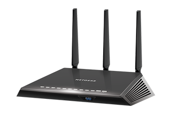 NETGEAR R6900 Smart WiFi Router NIGHTHAWK AC1900 Dual-Band MU-MIMO 4xGigabit 1900Mbps 802.11ac Dual Band Gigabit netgear r9000 ad7200 wi fi router tri band 802 11ac ad quad stream mu mimo