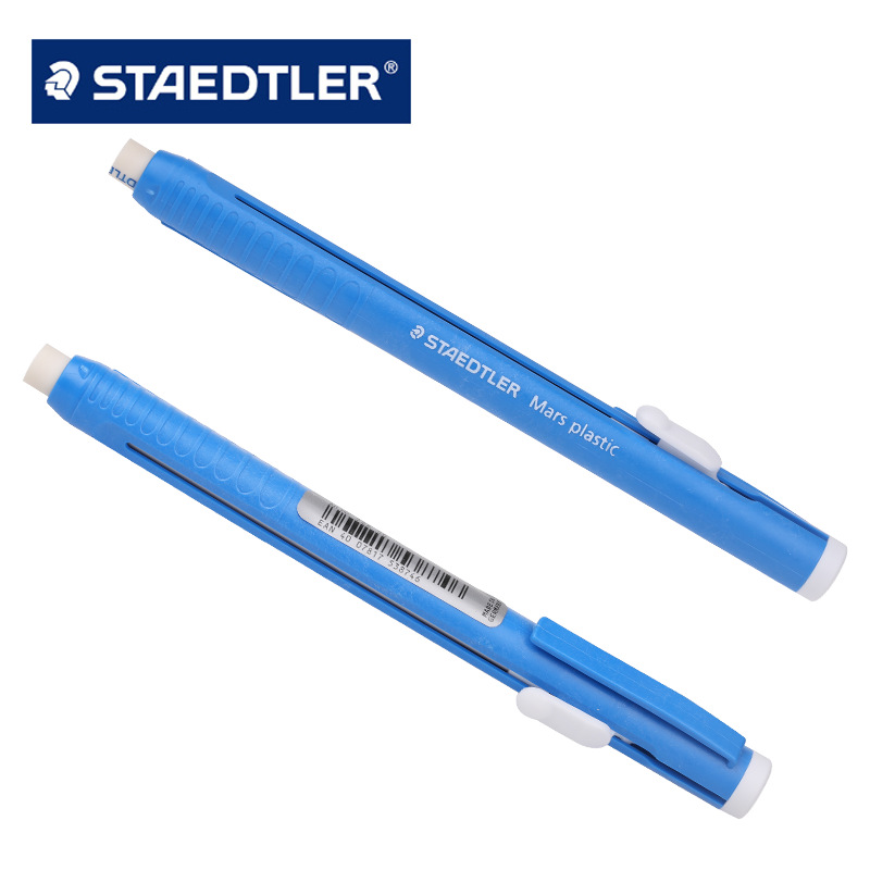 Germany Origional Product STAEDTLER Staedtler Rubber 528 50 Automatic Pen Type Eraser Pen
