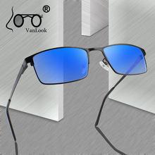 Lunettes d'ordinateur pour hommes et femmes, Anti-Radiation, bloquant la lumière bleue, monture de lunettes de jeu transparente, UV400