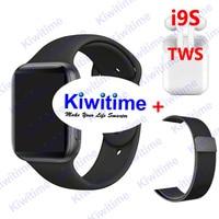 IWO 11 Smart Watch Man Bluetooth GPS Smartwatch 1:1 44mm Case for Apple iOS Android Heart Rate Monitor Smart Clock VS IWO 8 IWO9