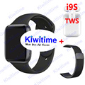 4000284637497 - IWO 12 Smart reloj 40mm 44mm Bluetooth estuche para reloj inteligente para Apple iOS Monitor de ritmo cardiaco para Android reloj inteligente