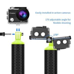 Image 2 - Universal Floating Hand Gripกันน้ำHandle Hand GripแถบลอยตัวMonopodสำหรับGoPro HERO 5 4 3 Xiaomi Yi Actionกล้อง 2 4K