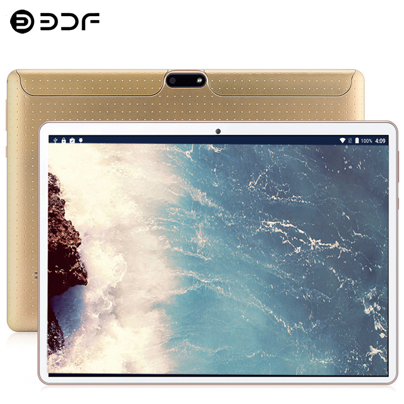10.1 Inch Tablets PC Android 9.0 4G/3G Phone Call 10 Core 8GB RAM 128GB Dual SIM GPS Bluetooth Wi-Fi Tablet PC+Keyboard