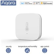 Aqara wifi thermostat Smart Temperature Sensor Air Pressure Temperature Humidity App Zigbee Sensor for xiaomi  Smart home