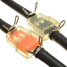 6mm filtr węża przewodu paliwowego z 4 klipsami na większość motocykli motocyklowych