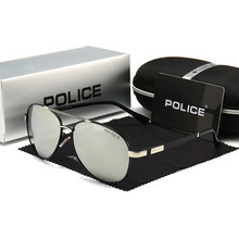 Top Luxury Brand Police Men Sunglasses M