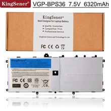 Laptop Battery Sony Vaio Convertible-Touch VGP-BPS36 Kingsener for Duo SVD13211CG 48wh
