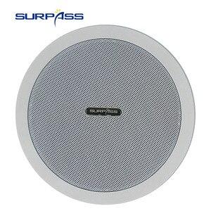 Image 3 - Altavoz de techo con Bluetooth amplificador Digital de clase D, resistente al agua, altavoz de carga activo de 10W y 5 pulgadas para reproducción de música en interiores