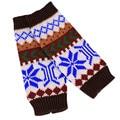 Sagace Fäustlinge 2020 Mode Winter Frauen Weihnachten Schneeflocke Dicken Stricken Handschuhe Handgelenk Im Freien Kalte Finger Handschuhe Guantes