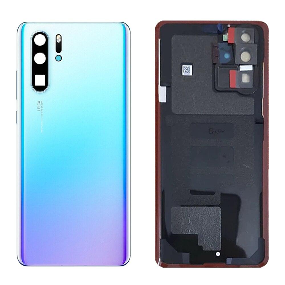 Для Huawei Р30 Pro аккумулятор задняя крышка стекло задней двери для Huawei Р30 Pro аккумулятор чехол с объектива запасные части