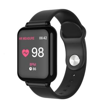 B57 color screen intelligent Bracelet Heart rate blood pressure sleep monitoring message push SPORTS BRACELET