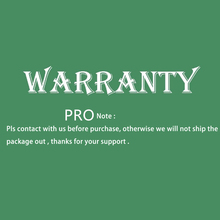 Warranty For PRO Nordic France Portugal Europe Netherlands Israel Scandinavia Smart Android Box Denmark Turkey Set Top Box Only