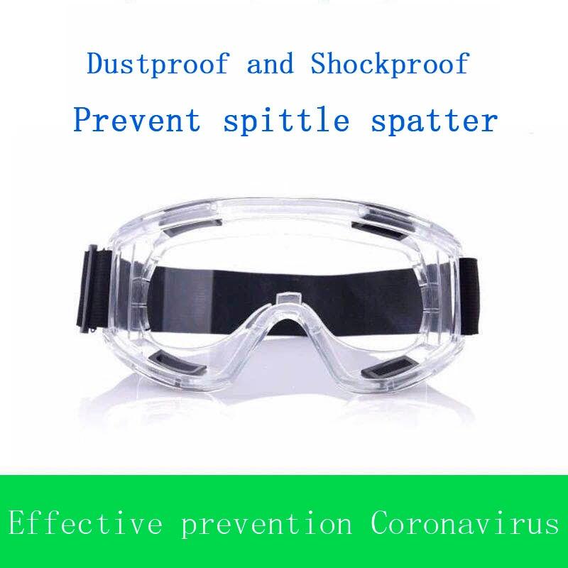 Image 4 - medical anti fog  anti bacterial isolation  wind proof  anti fog  multi function Goggles safty glasses Ski gogglesMens Eyewear Frames