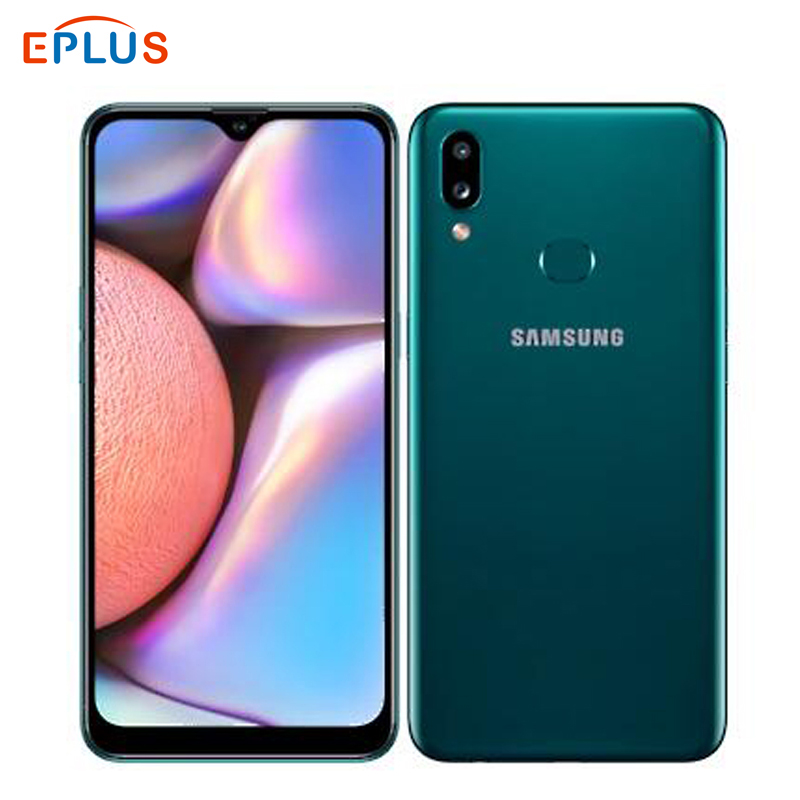 Global Version Dual SIM Samsung Galaxy A10S A107F/DS Mobile Phone Android 9.0 4000mAh 2GB 32GB 6.2