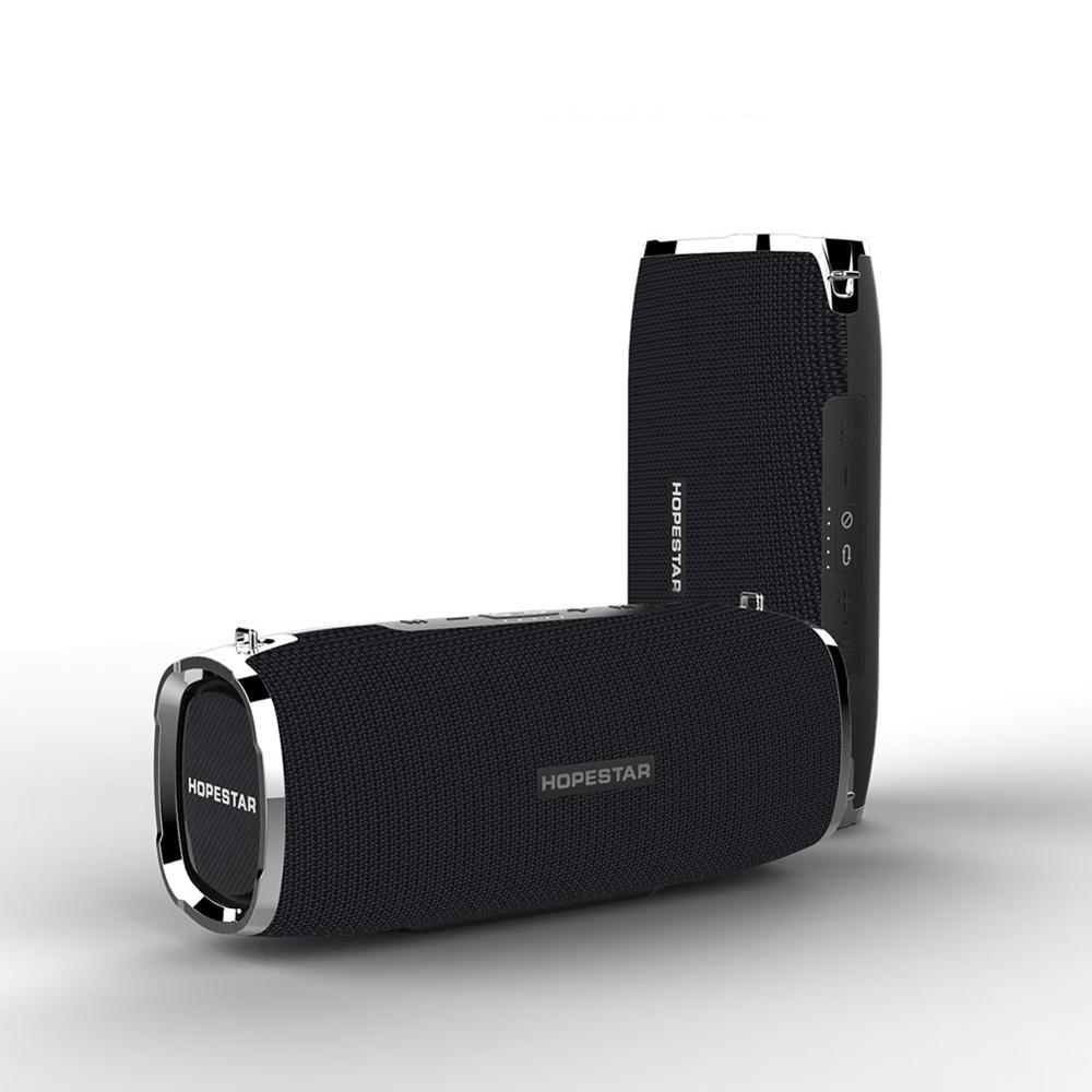 HOPESTAR A6 Bluetooth динамик 35 Вт тяжелый бас колонка сабвуфер беспроводной громкий динамик стерео HD стерео звук колонка bluetooth