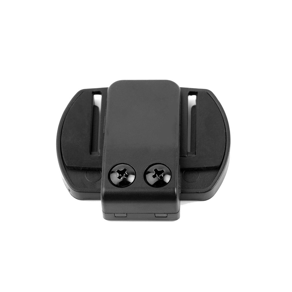 <font><b>V6</b></font> V4 Helmet Intercom Clip Mounting Bracket Accessory for <font><b>V6</b></font> V4 Full Duplex Motorcycle <font><b>Bluetooth</b></font> Intercom Headset BT Interphone image