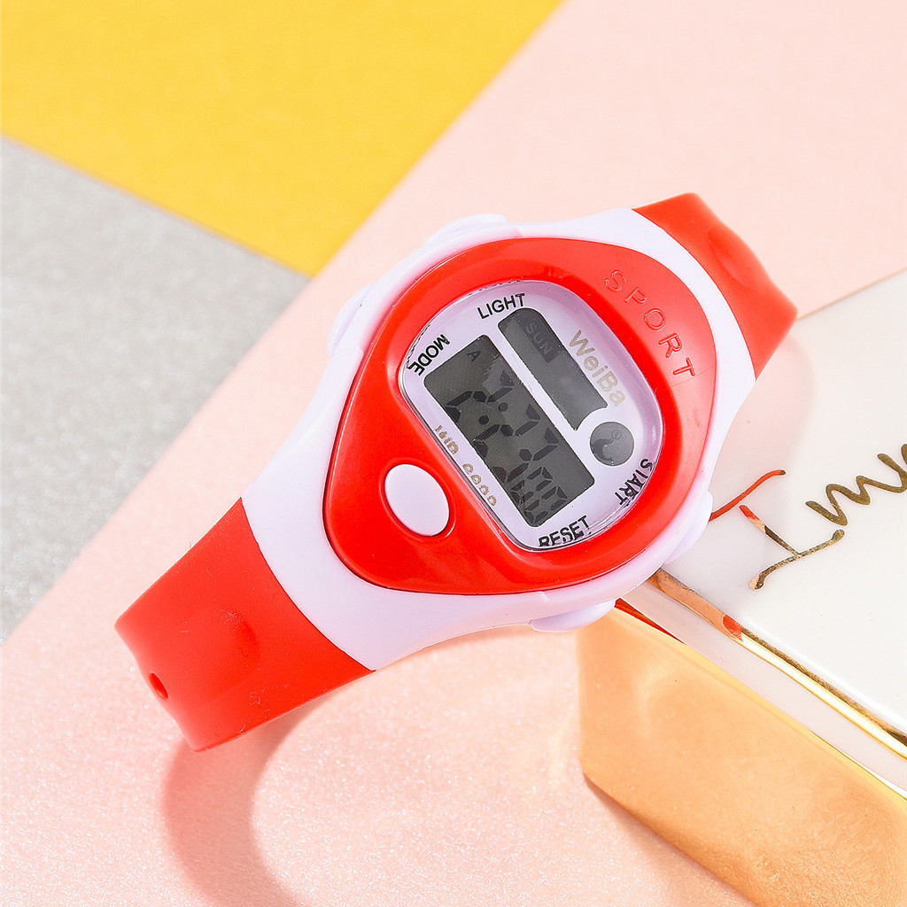 children's watch for boys New Trend Fashion Children's Sports Watch Fashion Electronic Children's Watch kids watches children's