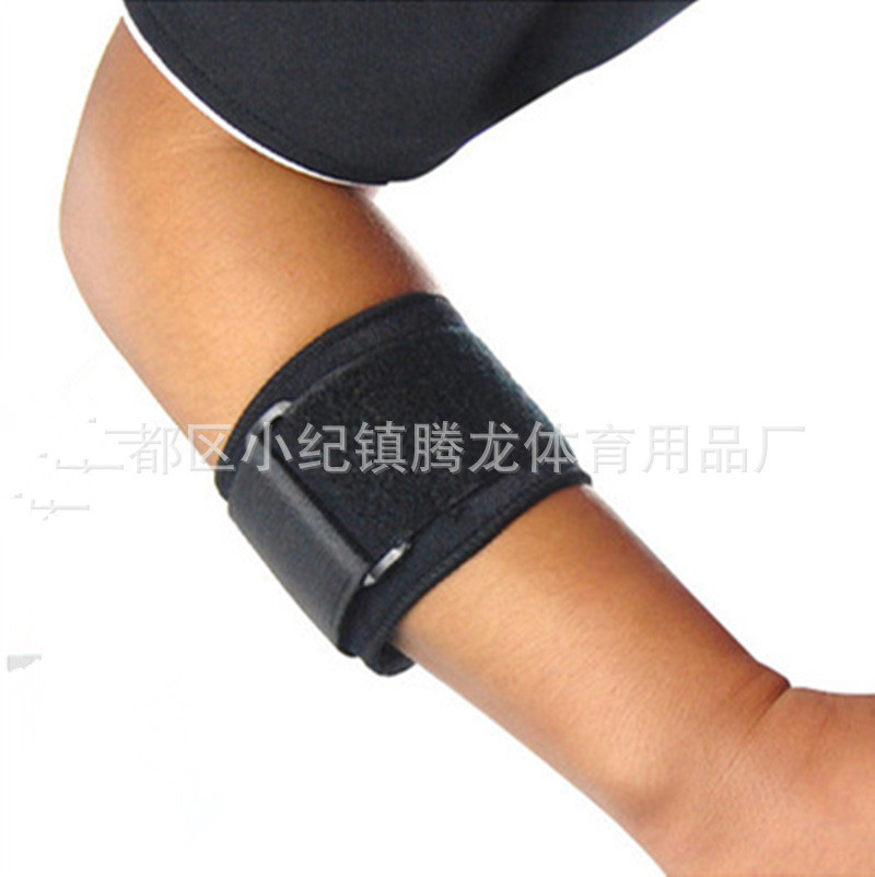 Pressure Tennis Elbow Protection Elbow Sport Ware Nylon Buckle Pressurized Elbow Guard