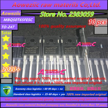 Aoweziic 2020+  100% new imported original  MBQ50T65FESC  50T65FESC  MBQ50T65 TO 247 Inverter of IGBT Pipe Welder
