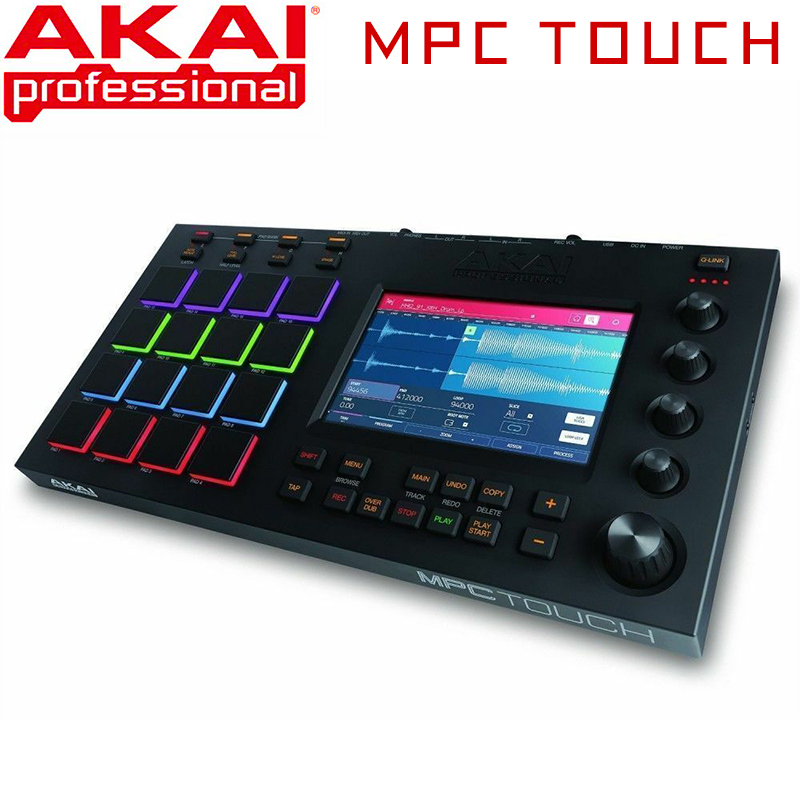 Akai Professional MPC Touch | Music Production Station, 1.8 Inch Multi Color Touch Screen