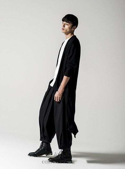 Original design baggy pants 2020 custom style clothing large size 9 pants tide
