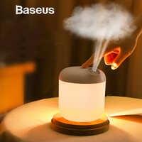 Baseus Luft Befeuchter Diffusor Für Home Office 600 ML Ultraschall-luftbefeuchter Humidificador Nebel Maker Fogger mit Nacht Lampe