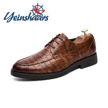 Dress-Shoes Evening-Dress Oxford Formales Flat Casual Fashion Business Zapatos Para Adulto