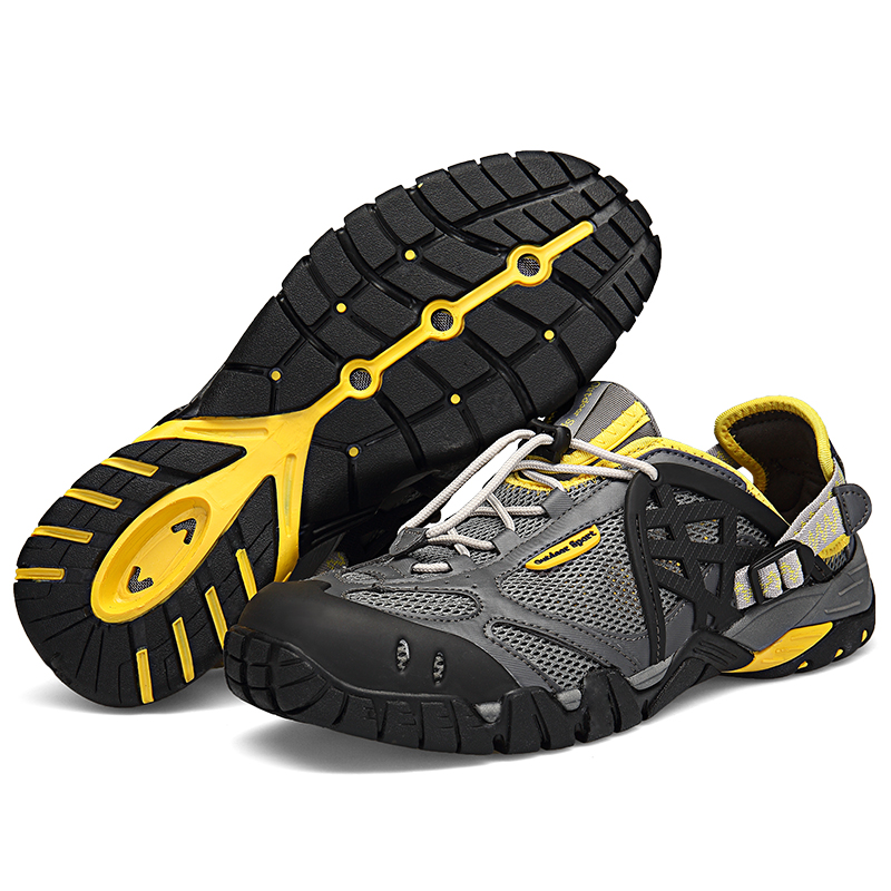Men/'s Hiking Shoes Outdoor Trail Trekking Sneakers Beach Diving Shoes