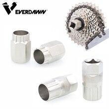 EVERDAWN Mtb Bike Flywheel Removal Tools Bicycle Cassette Repair Wrench