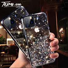 Bling Glitter Sequins Case For Samsung Galaxy A10 A20 A30 A40 A50 A70 A80 A90 M10 M20 S10E S10 S9 S8 Plus J4 J6 Note 10 Pro 9 8(China)