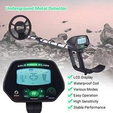 MD 4030/MD-4090 Unterirdischen Metall Detektor Gold Digger Pinpointer MD4030 Gold Schatz Finder Metall Detektor Wasserdicht Spule