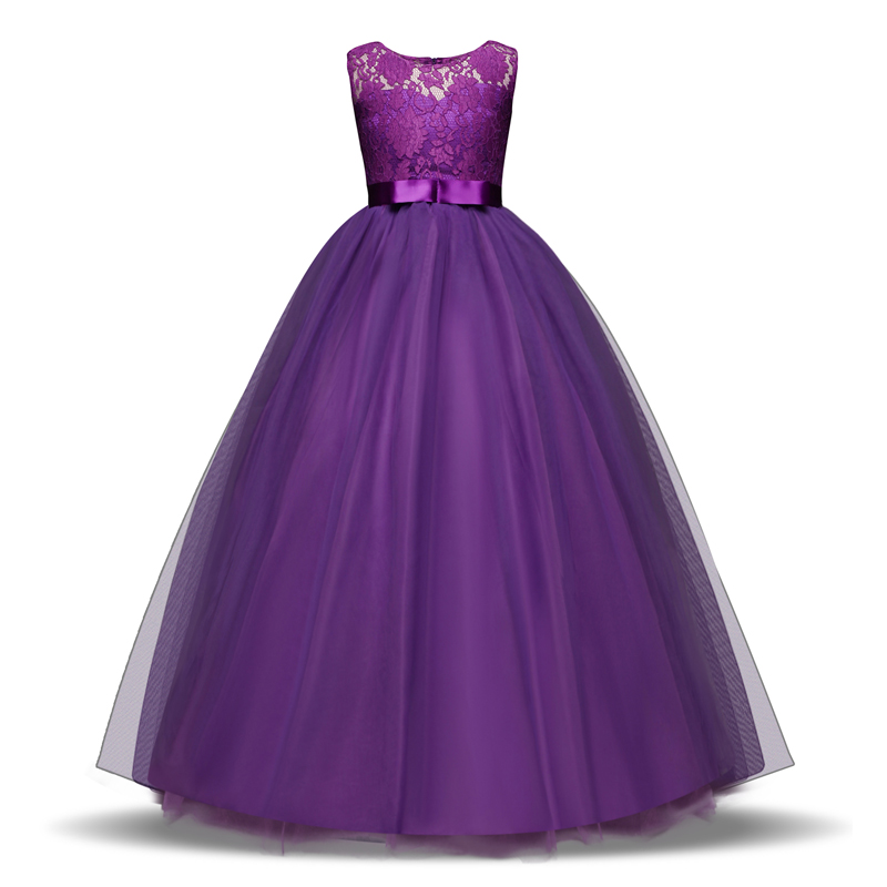 New Year Christmas Dress For Girls Wedding Costume Kids Dresses For Girls Princess Dress Evening Party Dress 3 6 7 8 10 Years 6