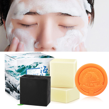 Whitening Moisturizing Wash Face Soap Blackhead Removal Pimple Pore Acne Treatment Face Soap Oil Control Cleaner Deep Cleaning rose soap 100% natural handmade 120g hair skin beauty whitening moisturizing cleaner antibacterial acne treatment