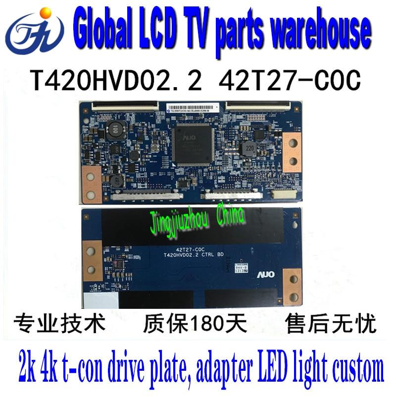 New Original AUO Youda T420hvd02.2 42t27-c0c Logic Board Warranty 180 Days T Con