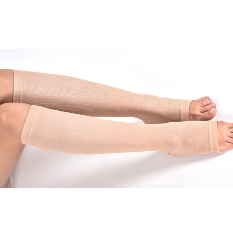 Pregnant Women Socks Leg Relief Pain Thigh-High Compression Stockings Pressure Varicose Vein Stockings