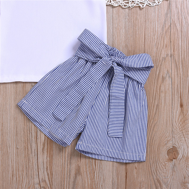 children clothes set kid girl summer outfit (6)