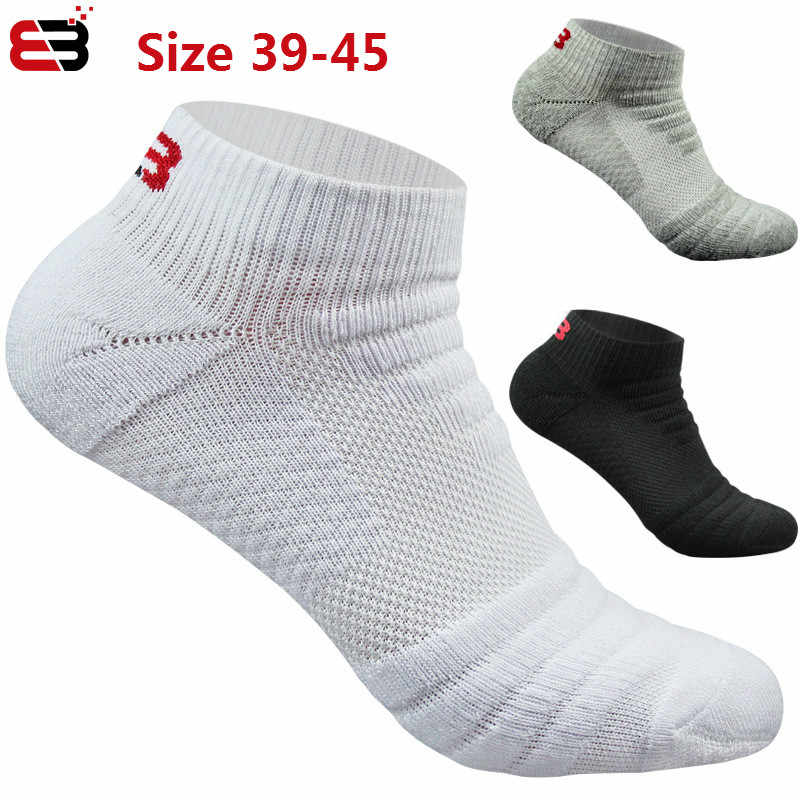 3 Pairs Men Short Socks Gifts For Mens 100 Cotton Thick No Show Breathable Damping Towel Bottom Sports Running Casual Sock Aliexpress