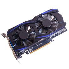 Видеокарта Gtx1050Ti 4G Ddr5 128 бит для компьютерных игр, графическая карта Geforce 4 ГБ Ddr5 128 бит Hdmi Directx 12